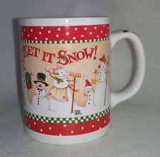 "Mary Engelbreit ""Let It Snow"" Mug"
