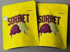NEW COOKIES SORBET 3.5g Smell Proof Ziplock Bags