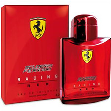 Scuderia Racing Red 125ml EDT by Ferrari, Mens Perfume (BNIB)