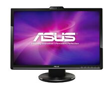 "ASUS VK222H 22"" HDMI LCD Computer Monitor With Built in Webcam and Speakers"