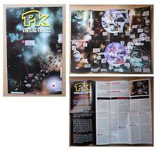 PKNA PK Virtual-Travel, inserto allegato speciale 98, Pikappa Paperinik