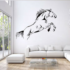 Horse Wall Sticker Study Room Bedroom Living Room Background Decorative Decal