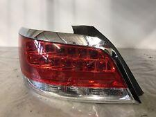 10 11 12 13 Buick LaCrosse Left Driver LED Tail Light OEM 22891783