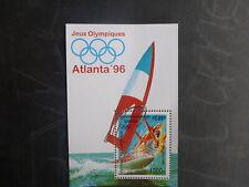 CAMBODIA 1996 ATLANTA '96 OLYMPIC GAMES MINT STAMP MINI SHEET