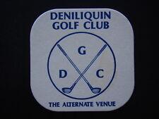 DENILIQUIN GOLF CLUB THE ALTERNATE VENUE COASTER