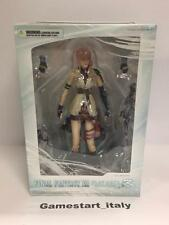 ACTION FIGURE - LIGHTNING - FINAL FANTASY XIII - PLAY ARTS KAI - NUOVO NEW