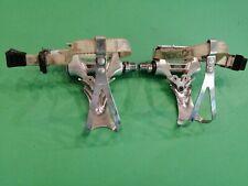 Pedali Shimano 600 Pedals toe straps Tioga  Vintage