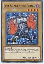Yu-Gi-Oh ! Carte Renge, Sentinelle du Monde Ténèbreux SDGU-FR005 - VF/Commune