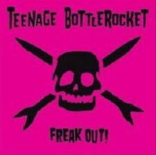 Teenage Bottlerocket Freak Out vinyl LP NEW sealed