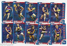 2013 Teamcoach WESTERN BULLDOGS Team Set