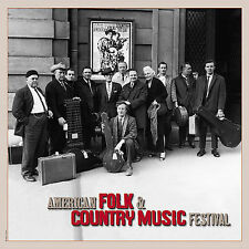 American Folk and Country Music Festival by Various Artists (CD, Nov-2007, 2 Discs, Bear Family Records (Germany))