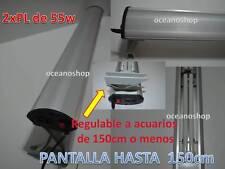 Pantalla 11w Nano acuario PL luz blanca 6500k bajo consumo Gambario Bettera