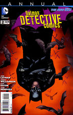 DETECTIVE COMICS (2011) Annual #2 - New 52 - Back Issue