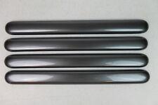 NEW OEM Honda Pilot Bumper Corner Protectors Sterling Gray Grey Metallic