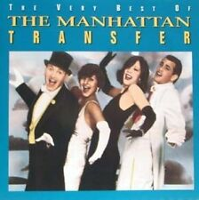 Manhattan Transfer - the very best of... CD