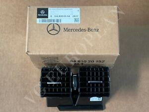 Mercedes-Benz W166 GL ML Class Genuine Center Rear Vent Assembly AC Vent