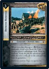 LoTR TCG The Hunters Destroyed Homestead 15R76