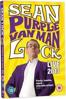 Sean Lock - Purple Van Man DVD Live London's Hammersmith Apollo stand Up Comedy