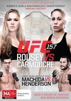 UFC #157 - Rousey Vs Carmouche (DVD, 2013, 2-Disc Set)