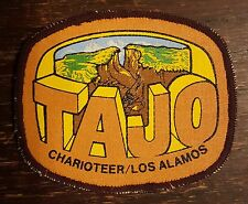 Los Alamos TAJO Atomic Test Patch - US Dept. of Energy - Nevada Test Site
