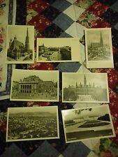 8 Vienna 1950s Views