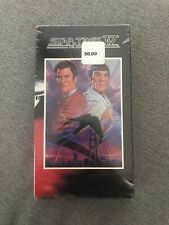 Star Trek IV: The Voyage Home (VHS hi-fi, 1991) **BRAND NEW/SEALED**