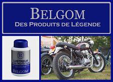 BELGOM LUSTREUR ULTRA PROTECTEUR TITANE BRILLANT ÉCLATANT POUR PEINTURE MOTO