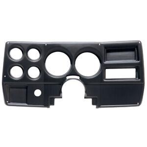 Direct Fit Gauge Panel Chevy/fits GMC Trk 84-87 Blk