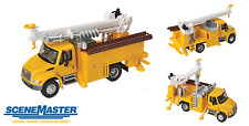 11732 Walthers SceneMaster International 4300 Utility Truck w/Drill