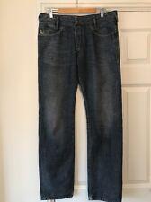 "Men's Diesel iskop Regular Slim Tapered Jeans W31"" L30"" Wash 0807Q"