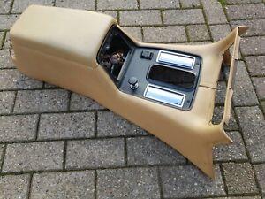 Jaguar XJ6 XJ12 Serie 2 beige Mittelkonsole