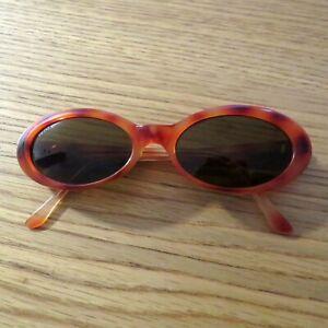 Retro WOMEN Plastic Original Pilot Sunglasses 90s