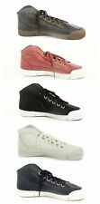 SPRING COURT Men's Nappa Leather B4M Sneakers NEW