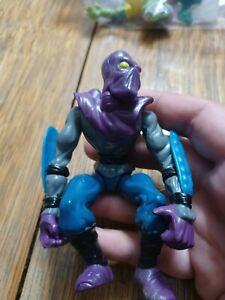 Teenage Mutant Ninja Turtles FOOT SOLDIER FOOT CLAN Playmates 1988 Complete