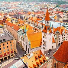 München Reise mitten in der City + 2 Personen + Frühstücksbuffet + 2 Kinder frei