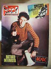 CIAO 2001 1982  N° 4  Battiato