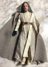 Hasbro Star Wars Black Series Jedi Master Luke Skywalker Target Figure Loose