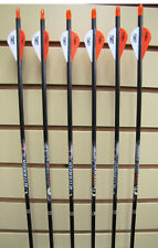 Easton Aftermath 300 Arrows - Blazer Vanes- 6 pack- Cut to length FREE!