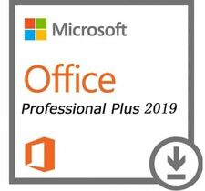 Microsoft Office Professional Plus 2019 Vollversion Deutsch