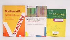Aufgabensammlung Mathematik/ Training Mathematik 6/Jeden Tag ein bisschen besser