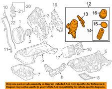 MERCEDES OEM 12-18 CLS550 4.6L-V8 ENGINE-Oil Filter Housing 2781800710