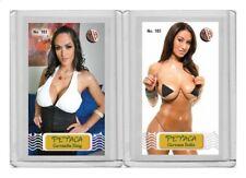 Carmella Bing rare MH Petaca #'d 2/3 Tobacco card no. 163