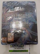 PS4 FINAL FANTASY XV DELUXE EDITION NUOVO SIGILLATO PAL ITA