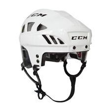 Casque hockey CCMFL80 blanc