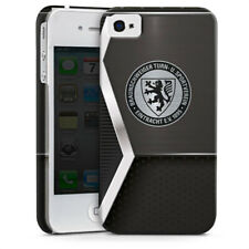 Apple iPhone 4 Premium Case Cover - Metall-Look