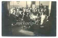 Russian Emigration General A.P. Kutepov in Russian Union Rives Real Photo RARE