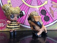 LOL Surprise PETS!Series 3 WAVE 2 PUP BEE (Queen Bee's Dog)Puppy Gold glitter ✨