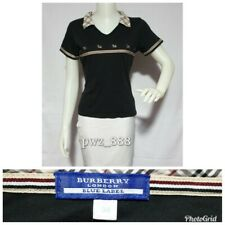 BURBERRY Body Fit Tee Blouse Size 38 on Tag