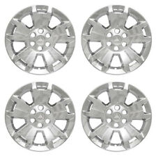 "17"" Chrome Wheel Skins Hubcaps FOR 2015 2016 2017 2018 2019 Chevy Colorado LT"
