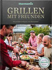 Kochbuch Vorwerk Thermomix GRILLEN MIT FREUNDEN Buch Rezepte kochen TM5 sk24